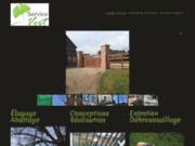 screenshot http://service-vert-paysagiste-normandie-elagage-arbres-76.com/ espace vert