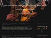 screenshot http://www.shadesofblue.fr groupe de Jazz