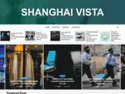 screenshot http://www.shanghaivista.com shanghai vista, tourisme, voyages d'affaires chine