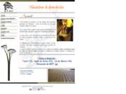 screenshot http://www.shiatsuadomicile.com shiatsu à domicile