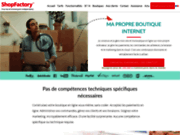 ShopFactory - Solution d'E-Commerce
