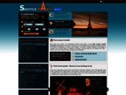 screenshot http://www.shuttle-paris.com taxi shuttle paris