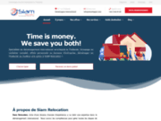 Déménageur International basé en Thailand
