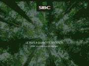 screenshot http://www.sibc.fr/ Planche bois Mélèze