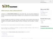 screenshot http://www.sibsolutions.fr/Bureau-Etudes-Techniques/ Bureau d'étude thermique et structure : bâtiments à ossature bois et métal