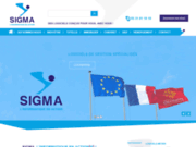 screenshot https://www.sigma-occitanie.fr L'informatique en mouvement