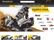 Accessoires moto ermax casques bottes blousons aubagne - silverstone motor