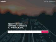screenshot http://www.simplauto.com/ prix du controle technique
