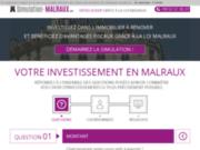 Simulateur d'investissement malraux défiscalier en malraux