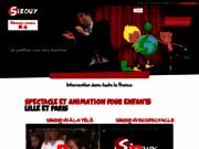 screenshot http://www.sirouy.fr du clown
