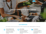 screenshot http://www.site87.com site87 - création de sites internet à limoges