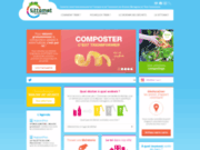 Sittomat - Action durable - Unis pour le tri - Tri, compostage, déchèterie, valorisation