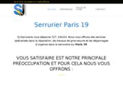 Serrurerie : SJ Bâtiment à Paris 75