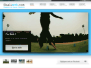 skali freestyle slalom skater website