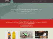 screenshot http://skate.kokiwi.com vidéos de skateboard