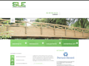 Société Loisirs Equipements - SLE - près de Nantes