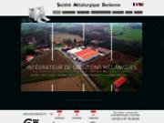 Mécano-soudure en Maine et Loire (49) - SMD