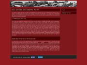 screenshot http://www.smf-casse-auto.com/ pièces détachées autos d'occasion à tours 37000