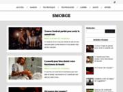 screenshot http://smorge.com prestations web :: création de logo et de sites