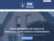 SN Services - travaux de rénovation et nettoyage près de Strasbourg