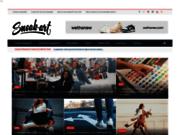 Site de sneakers blog et actu