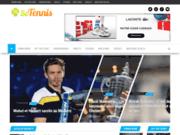 screenshot http://www.so-tennis.fr/ So Tennis