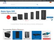 screenshot http://www.socamont.com/boutique/liste_rayons.cfm Solutions Platine Réseaux