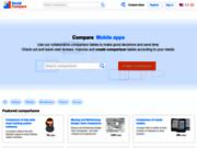 screenshot http://socialcompare.com socialcompare