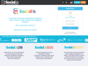 SocialJs, plateforme d'OIP Solutions
