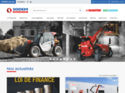 SODEM Manutention concessionnaire Manitou Toyota