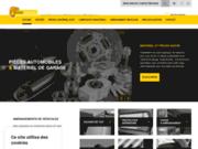 Aménagement véhicule utilitaire pièces détachées Belgique