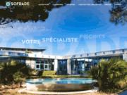 screenshot http://www.sofrade.fr adoucisseur d eau