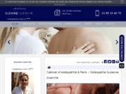 Ostéopathe à Paris 20 - D.O Suzanne Guerche