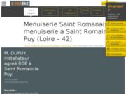 Menuiserie Dupuy à Saint Etienne (Loire-42)