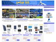 Panneau solaire, kit solaire et éolienne - Solar Kit, vente en ligne