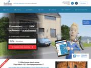 screenshot http://www.solidas.be Assurance auto Belgique