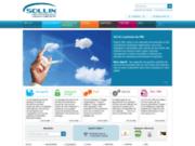screenshot http://www.sollix.fr solution de sauvegarde en ligne