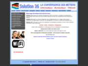 screenshot http://www.solution26.com maintenance informatique 94, maintenance informatique