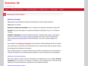Depannage informatique - Solution 26