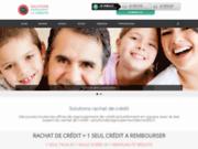 Solution de regroupement de crédit