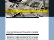 Rachat crédit consommation