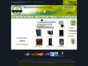 screenshot http://www.solutions-habitat-durable.com solutions habitat durable, énergie renouvelable