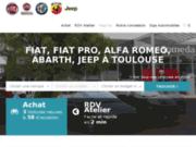 Trouver sa Fiat à Toulouse