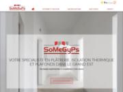 Somegyps - Expert en plâtrerie et isolation à Héricourt