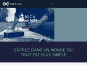 screenshot http://www.sonica.fr Bose Aix-en-Provence