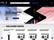 screenshot http://www.sonorisation-video-alarme.com sonorisation pour mairie, lycée et collège