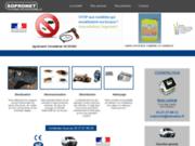 screenshot http://www.sopronet.fr/ sopronet