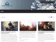 screenshot http://www.sorties-musique.com sorties cd
