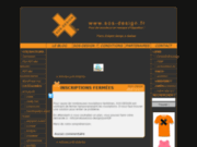 screenshot http://www.sos-design.fr sos-design