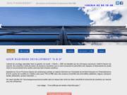 screenshot http://www.sos-financement.com sos financement : affacturage et financement des entreprises